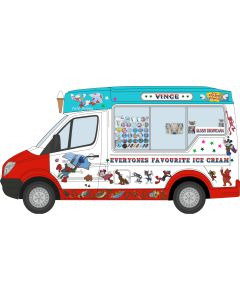 WM005 Whitby Mondial Ice Cream Vinces Ice Cream