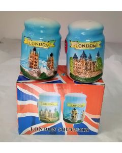 557 London Salt and Pepper Shakers