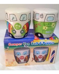 LP20042 VW Camper Van Salt and Pepper Shakers