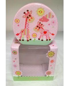 Little Sunshine Ceramic Money Box Pink by Leonardo LP33386