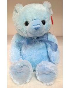 SN4845 Blue Nursery Teddy Bear - Chester. 25 cm by Keel Toys