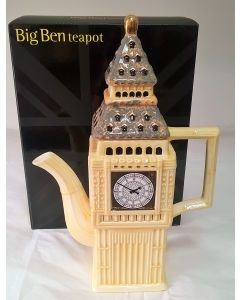 10001-000 Big Ben Teapot by The Great British Pottery Company