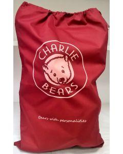 CBPOSXLB Charlie Bears Canvas Gift Bag Extra Large