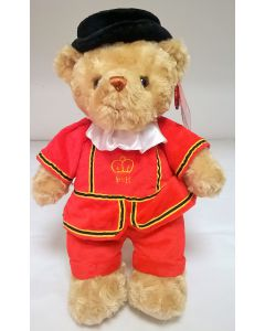 SL4147 Beefeater Teddy Bear 19cm by Keel Toys
