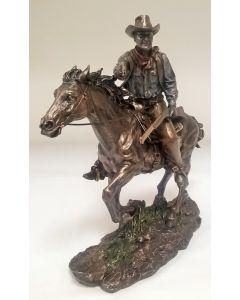 70117 John Wayne on Horseback Figure