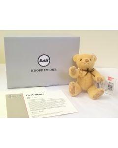Steiff Stina Teddy Bear Wool 13 cm 006364