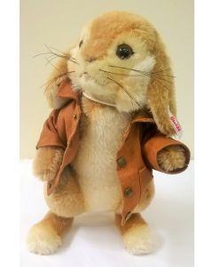 355226 Beatrix Potter Benjamin Bunny Movie Edition, Mohair, 26cm by Steiff