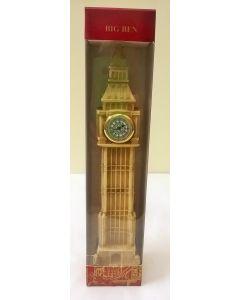 008 Big Ben Marble Medium Clock 20cm