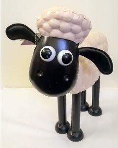 Shaun the Sheep Metal Sculpture