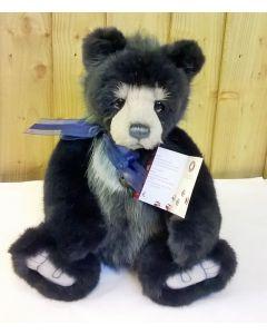 CB181809a Hakatan Plush Teddy Bear 39cm