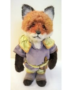 SJ5946 Will Scarlet - Robin Hood Isabelle Lee Collection Charlie Bears
