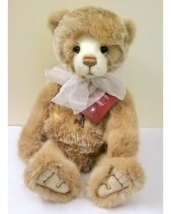 CB191920 Michelle Plush Teddy Bear by Charlie Bears