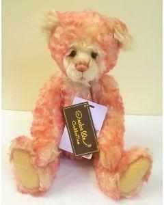 SJ5555 Bergman Mohair Teddy Bear Charlie Bears