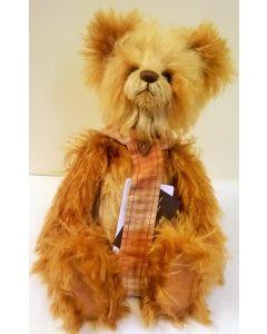 SJ5604 Sullivan Mohair Teddy Bear Charlie Bears
