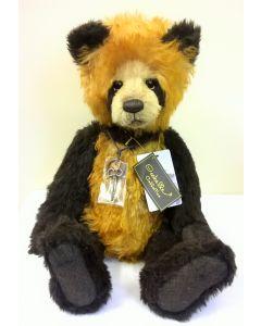 SJ5599 Washington Mohair Teddy Bear Charlie Bears