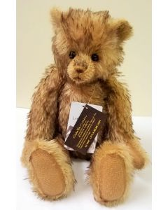 SJ5487 Little Bear Lost Mohair Teddy Bear Charlie Bears