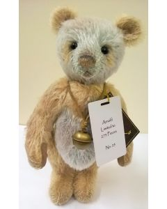 SJ5810B Arnold Mohair Teddy Bear Charlie Bears