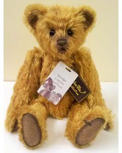 SJ5486 Nostalgia Mohair Teddy Bear by Charlie Bears