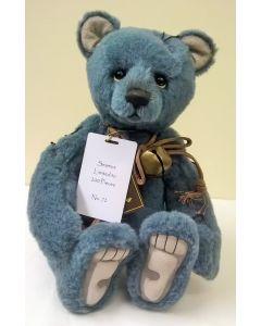 SJ5818 Seamus Mohair Teddy Bear Charlie Bears