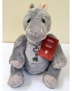 CB185160 Hank Plush Hippo