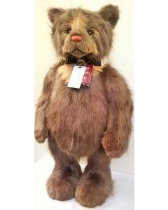 CB191944 JJ Plush Teddy Bear by Charlie Bears