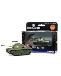 Corgi WT91201 World of Tanks M48 Patton Tank