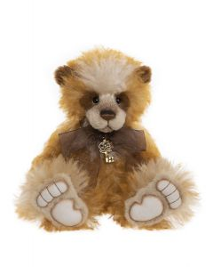 Charlie Bears Zsa Zsa Mohair/Alpaca Teddy Bear SJ6052