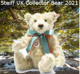 Steiff UK Bear